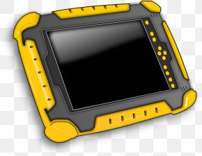 Free Computer Clipart - Tablet Computers Clip Art PNG