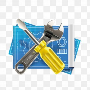 Screwdriver And Wrench - Device Driver Personal Computer Computer Repair Technician Software PNG