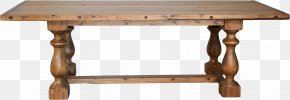 Table - Table Wood Furniture Clip Art PNG