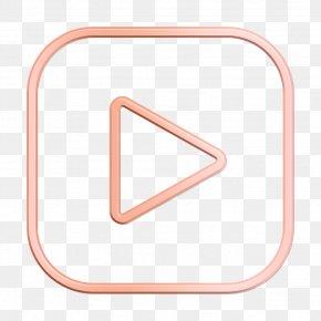 Rectangle Triangle - Social Media Icon Youtube Icon Youtube Icon Icon PNG