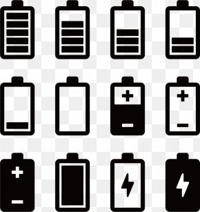 Battery Icon - Battery Charger Icon PNG