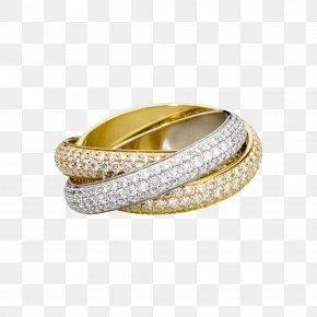 Jewelry - Earring Cartier Wedding Ring Jewellery PNG