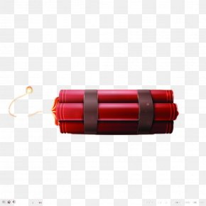 Red Explosives - Explosive Material Red Dynamite Explosion PNG