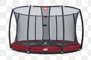 Trampoline - Trampoline Trampolining Safety Net Jumping Sport PNG