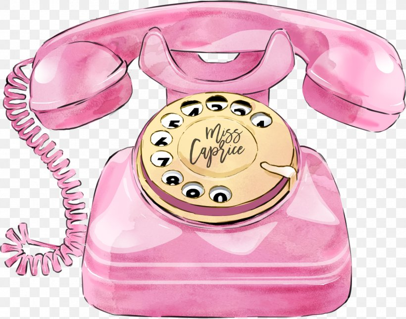 Pink Phone Icon #197665 - Free Icons Library