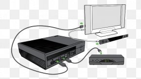 Hdmi Optical Cable - Xbox One Soundbar Wiring Diagram Electrical Wires & Cable Blu-ray Disc PNG