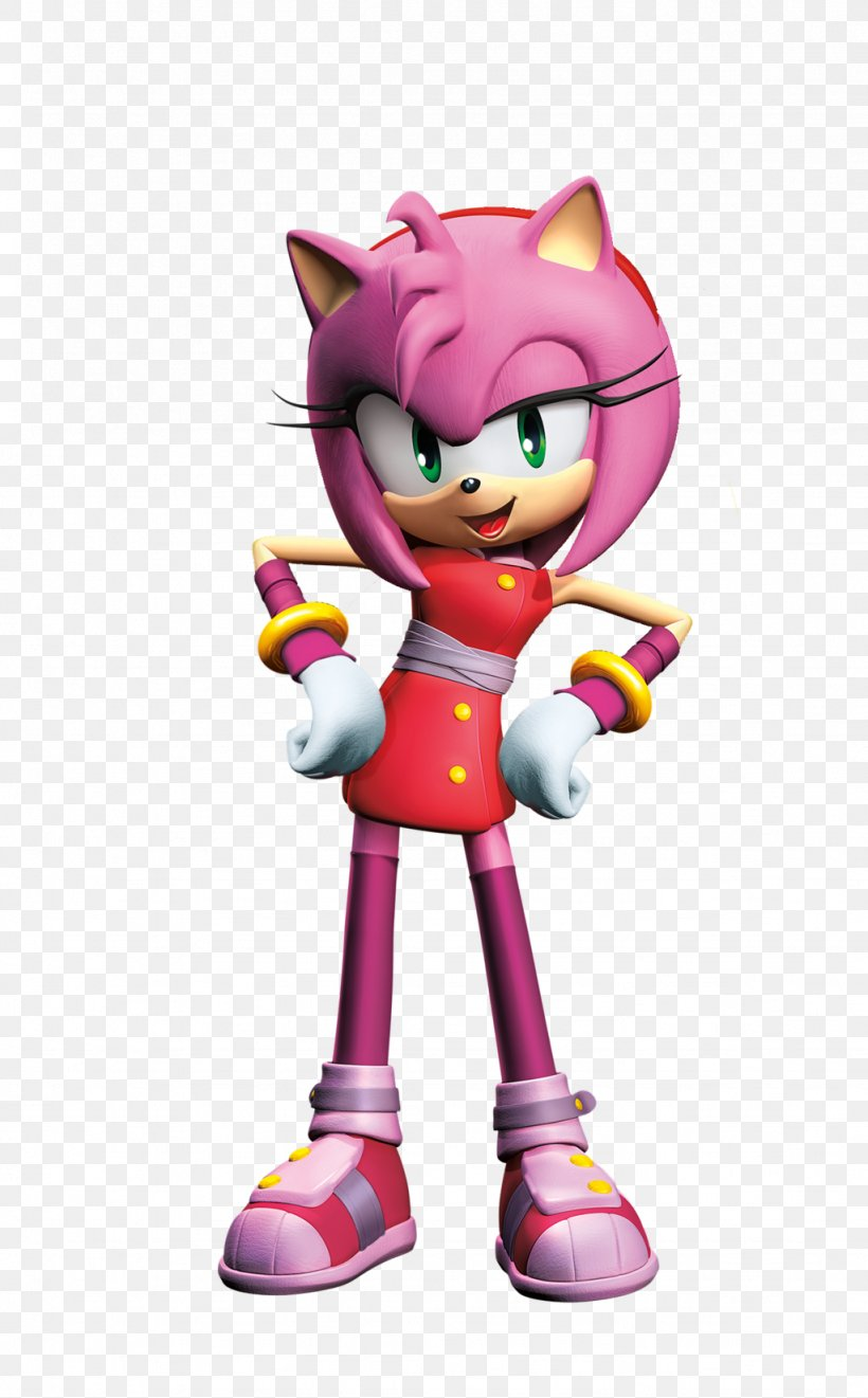 Amy Rose Sonic Boom Rise Of Lyric Sonic The Hedgehog Sonic Dash 2