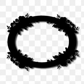 Bracelet Black White M - Black White M Bracelet PNG