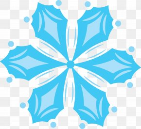 Snowflakes - Snowflake Winter PNG