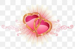 Valentine's Day - Valentine's Day Heart Gift Mother's Day PNG