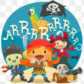 Talk Like A Pirate Day - Clip Art Illustration Human Behavior Recreation Product PNG