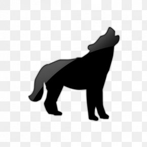 Wolf (Wolves) Animal Icon - Dog Clip Art PNG