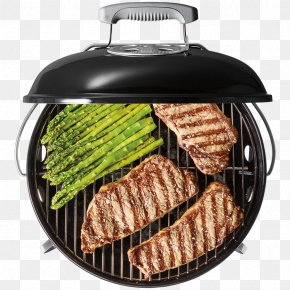 Barbecue - Barbecue Weber Premium Smokey Joe Weber-Stephen Products Charcoal Holzkohlegrill PNG