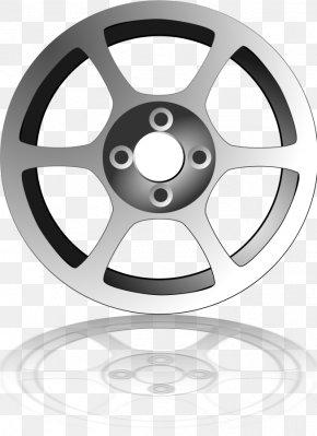 Ferris Wheel Cartoon - Car Rim Wheel Tire Clip Art PNG