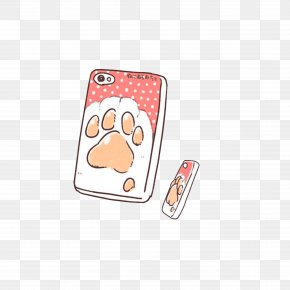 Cat Claw Cell Phone Shell - Cat Claw Icon PNG