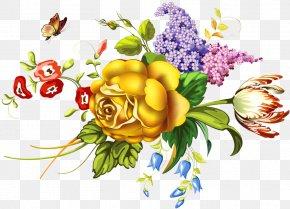 Flower - Flower Floral Design Clip Art PNG