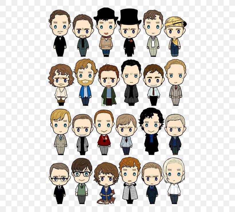 Fan Art Sherlock Holmes Fandom The Hobbit Png 500x740px