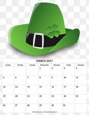 St Patrick's Day - Saint Patrick's Day Shamrock Parade Clip Art PNG