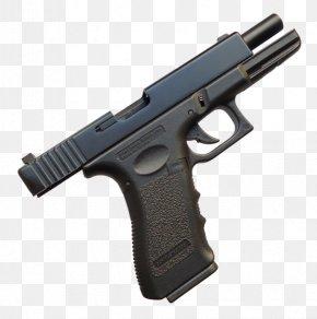 Handgun - Trigger Airsoft Guns Firearm Blow-Back PNG