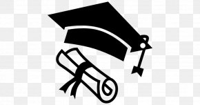 Graduation Border Diploma - Graduation Ceremony Square Academic Cap Diploma Student Education PNG