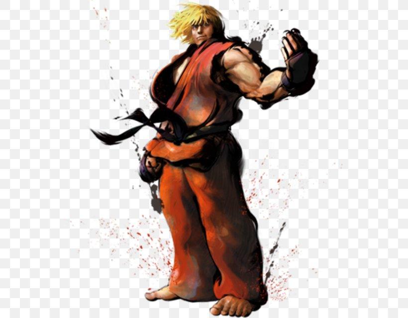 Super Street Fighter Iv Ken Masters Ryu Akuma Png