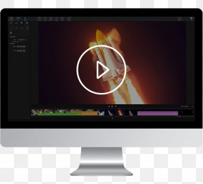 Video Editing Software - Bpm'online CRM Customer Relationship Management Computer Monitors Marketing Business Process Management PNG