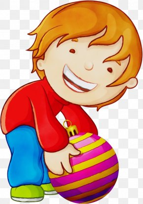 Child Happy - Cartoon Facial Expression Nose Cheek Smile PNG