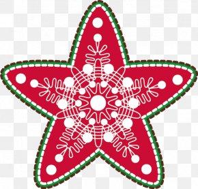 Creative Pentagram - Pentagram Five-pointed Star Euclidean Vector Clip Art PNG