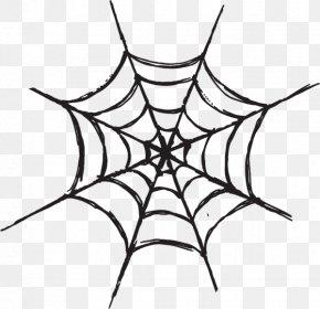 Spider - Spider Web Vector Graphics Clip Art Illustration PNG