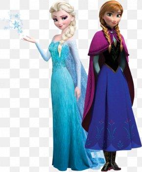 Frozen Free Clipart - Elsa Kristoff Anna Olaf PNG