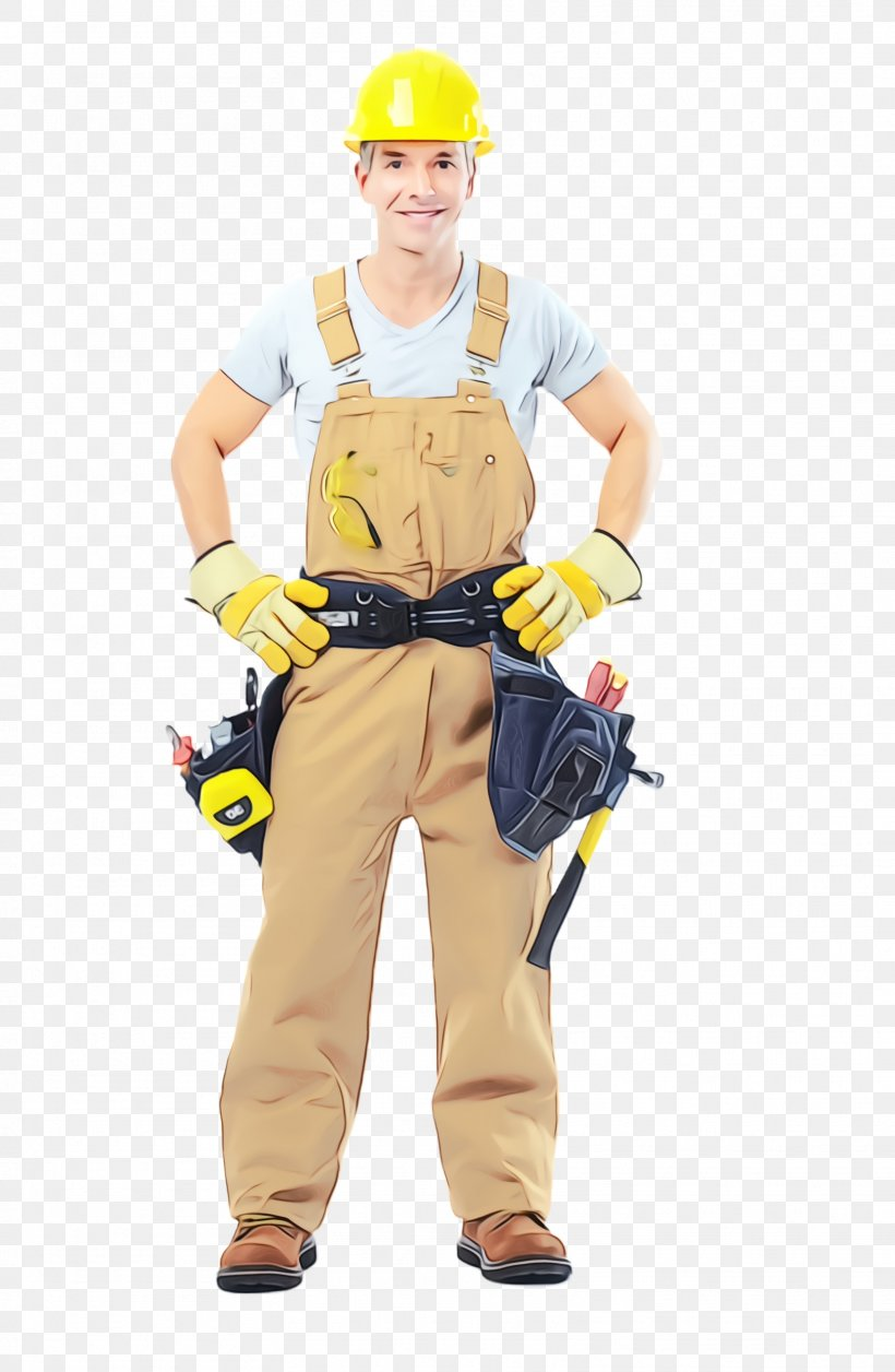 Firefighter, PNG, 1616x2476px, Watercolor, Bluecollar Worker, Climbing Harness, Construction Worker, Costume Download Free