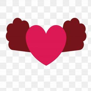 Heart Pattern - Icon Design Desktop Wallpaper PNG