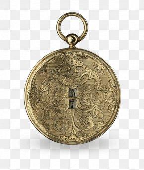Verge Escapement - Bronze Brass Christie's Art Gold PNG