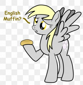 English Muffin Drawing Pony Coloring Book PNG
