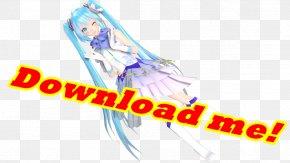 Hatsune Miku - MikuMikuDance Hatsune Miku DeviantArt Download MediaFire PNG