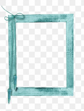 Framework - Picture Frames Teal Photography Drawing PNG