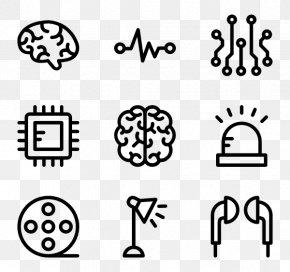 Science Fiction Fonts - Icon Design Desktop Wallpaper PNG