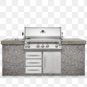 Barbecue - Barbecue Natural Gas Gas Burner Napoleon Grills Built-In Prestige PRO 665 PNG