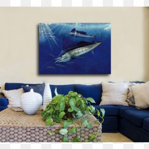 Painting - Canvas Print Painting Seascape Art PNG