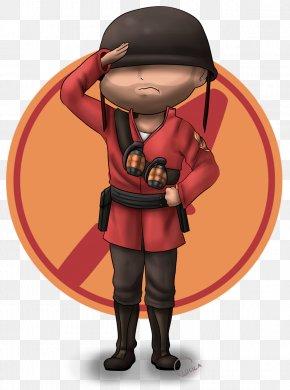 Battlefield Bad Company 2 Characters - Engineer Illustration Cartoon Fan Art PNG