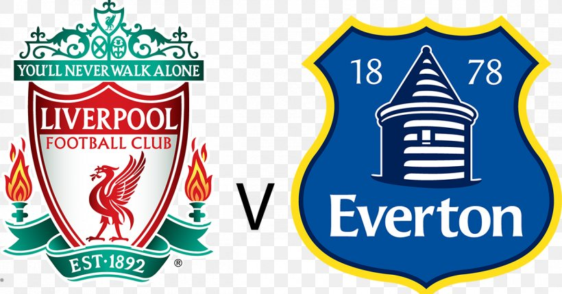 Liverpool F C Everton F C Merseyside Derby Logo Png 1200x630px Liverpool Area Banner Brand England Download Free