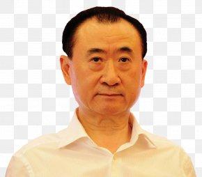 Wangwang - Wang Jianlin China Wanda Group Company The Japan Foundation PNG
