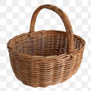 Empty Easter Basket Transparent - Blackwells Farm Produce & Farm Shop Egg In The Basket Wicker Basket Weaving PNG