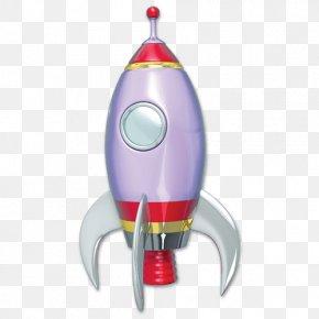 Rocket - Rocket Wall Decal Cohete Espacial Spacecraft Sticker PNG