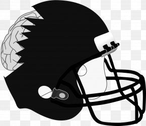 Crackdown - American Football Helmets Carolina Panthers Motorcycle Helmets Clip Art PNG