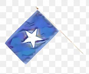 Star Electric Blue - Blue Star PNG
