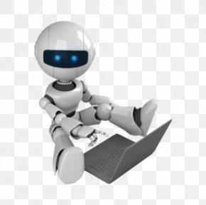 Laptop - Laptop Stock Photography Robot PNG