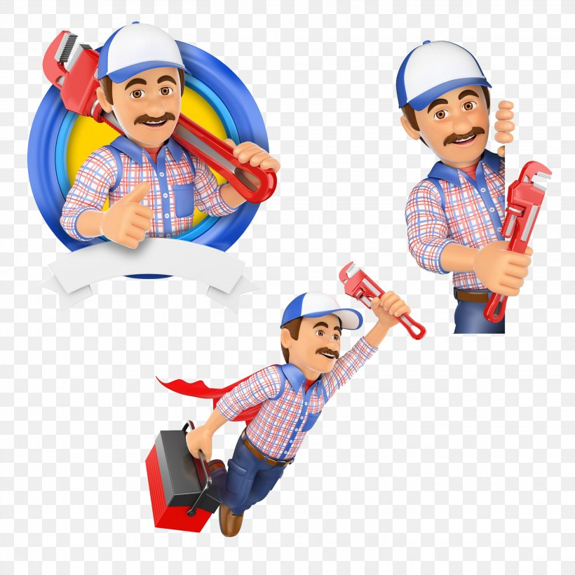 Plumber Toolbox Stock Photography Pipe Wrench, PNG, 2835x2835px, Plumber, Child, Clothing, Costume, Fashion Accessory Download Free