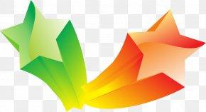 Three-dimensional Vector Star - Euclidean Vector Three-dimensional Space PNG