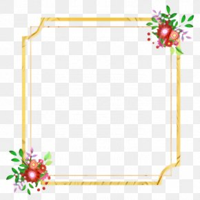Picture Frame Greeting Note Cards - Frame Wedding Frame PNG